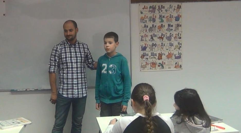 Čeština do školy online - seznámení 1C | Kurzy češtiny pro cizince
