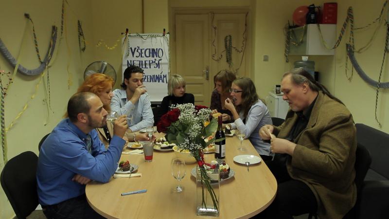 Čeština pro cizince online - slušnosti a komplimenty 14B | Kurzy češtiny pro cizince