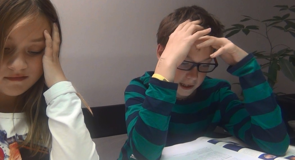 Čeština do školy online - domácí úkoly 7C | Kurzy češtiny pro cizince
