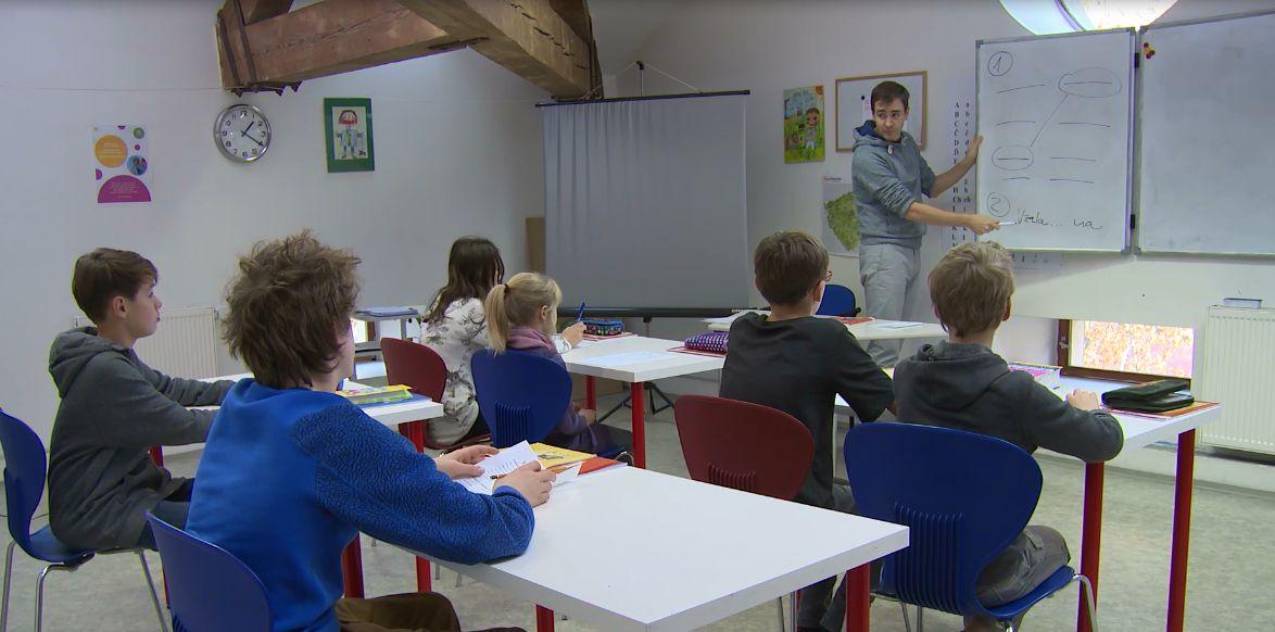 Čeština do školy online - test 7D | Kurzy češtiny pro cizince
